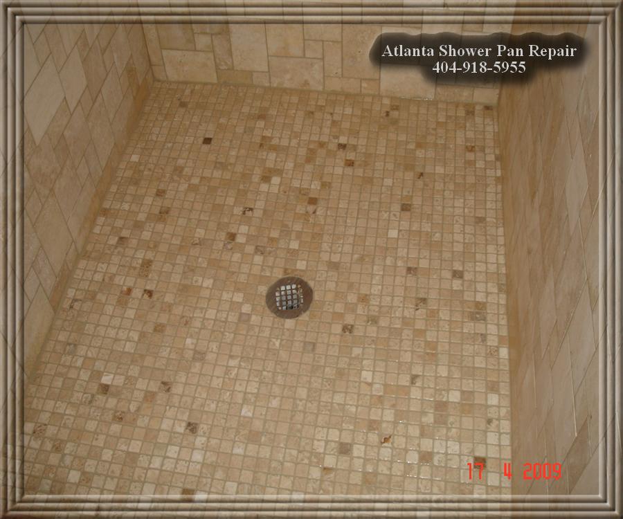 Atlanta Shower Pan Repair Company, Shower Pan Replacement, Shower ...