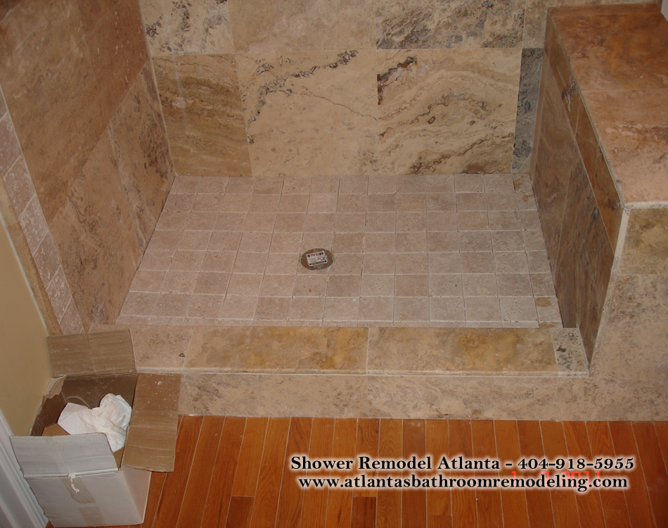 Shower Floor Tiles Which Why And How: Shower Floor Tiles Ideas Images Photos