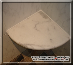 Shower Marble Seat